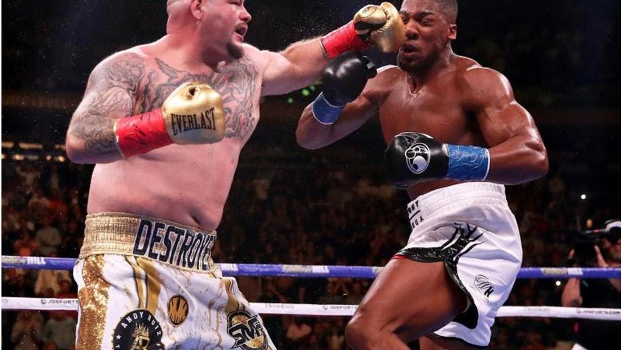 Boxkampf Anthony Joshua