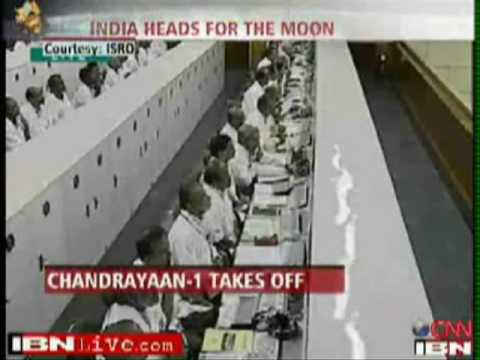 India's Moon Mission - Chandrayaan 1- PSLV-C11 - Part 6