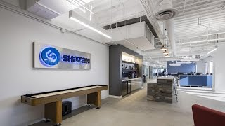 Shazam's Creative Office Transformation