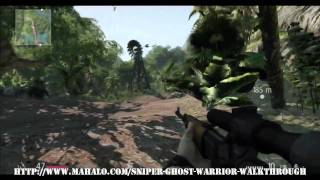 Sniper: Ghost Warrior Walkthrough - Mission 7: On Your Own 2/2