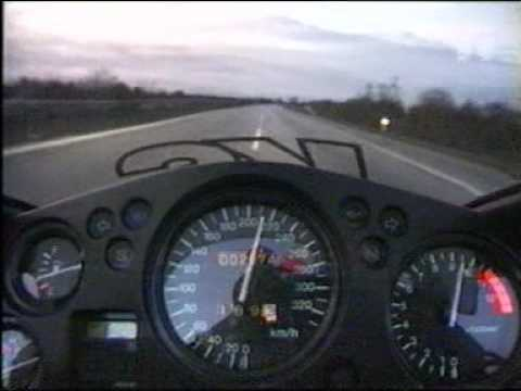 300KPH 186 MILES PER HOUR ON A BIKE CRAZY