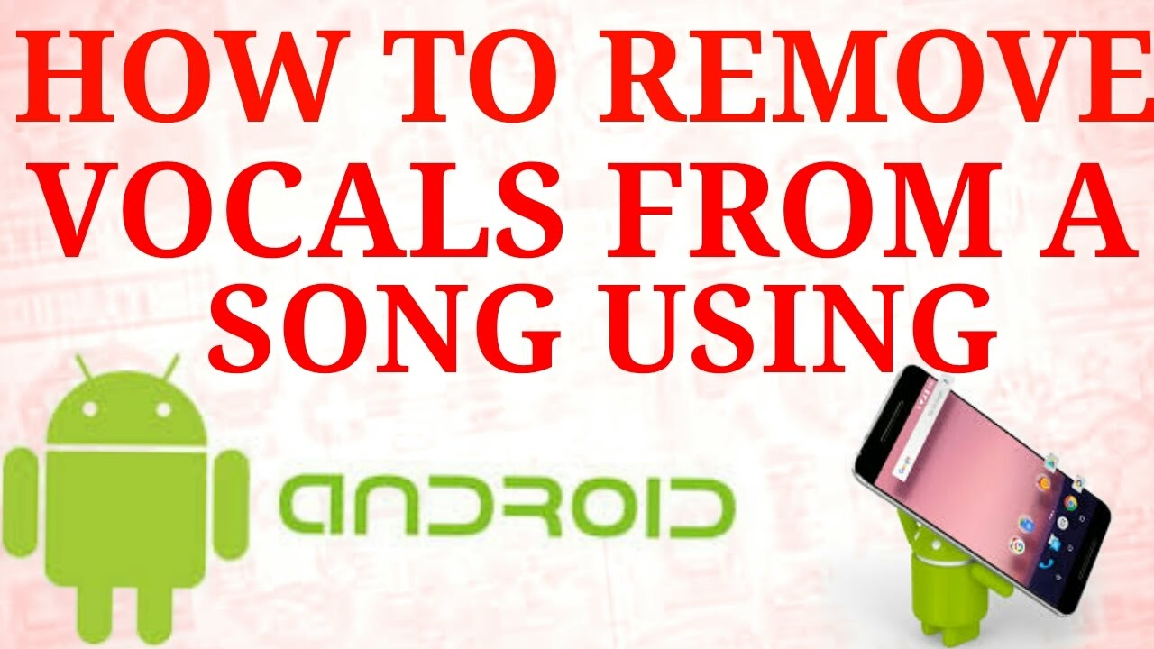 vocal remover pro online