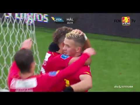 Highlights: FC Nordsjælland - AC Horsens: 6-0