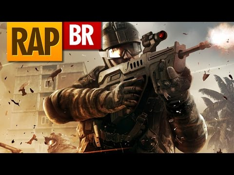 Rap do Warface | Tauz RapGame 34