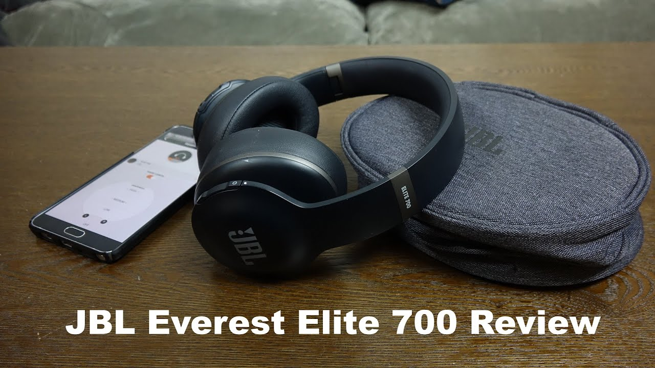 jbl everest elite 700 review youtube. Black Bedroom Furniture Sets. Home Design Ideas