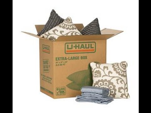 A Uhaul Box Assembly - The Bundle