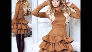 видео Новогодние платья для встречи года Петуха 2017 фото новинки
