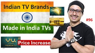 Indian TV Brands | Made in Ind…