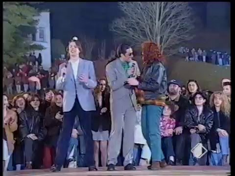 Karaoke di Fiorello, Villafranca VR 1993, e Recoaro Terme VI 1994