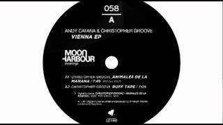 Christopher Groove - Animales de la Manana - MHR058