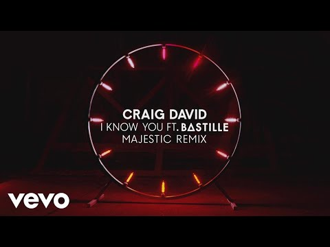 Craig David - I Know You (Majestic Remix) (Audio) ft. Bastille
