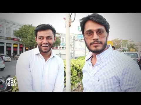 kadak launde Ashish and kisna celebrate Appraisal Fool