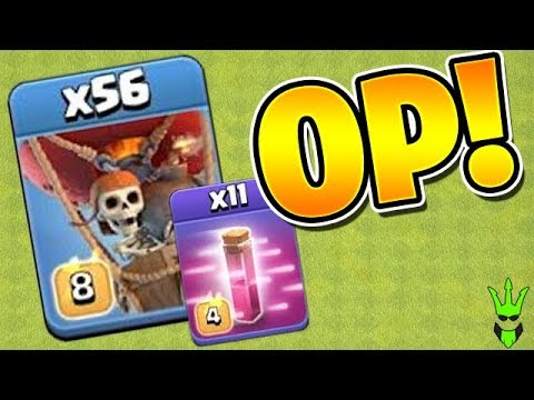 I GOT 1,000 FREE GEMS! + MASS BALLOONS WITH HASTE ARE OP! - Let's Play TH12 - Clash Of Clans