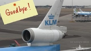 ✈[Full HD] Farewell KLM MD-11! A Tribute