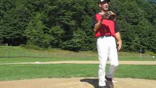 lefty pitcher pickoff move 2.wmv