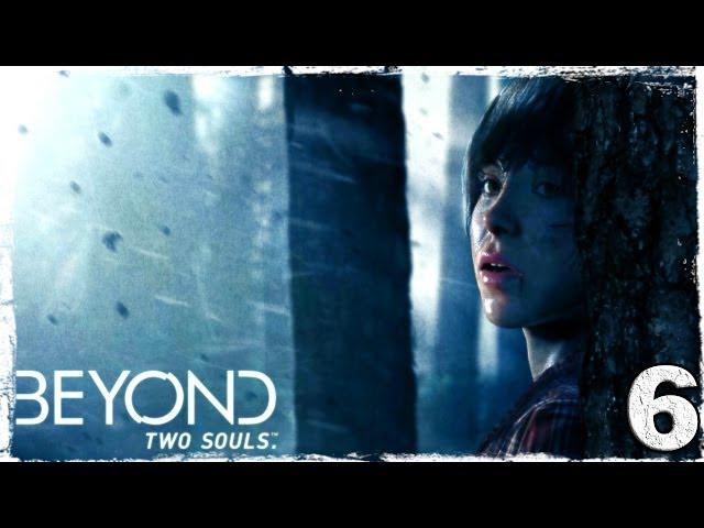 Смотреть прохождение игры Beyond: Two Souls. Серия 6: Новые неприятности.