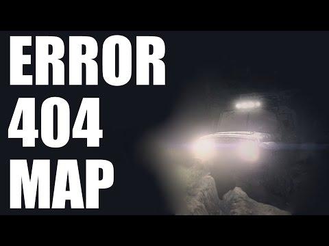 Modolt Spintires (190. Rész) ERROR 404 MAP  #1 (egy igazi kreatív map)
