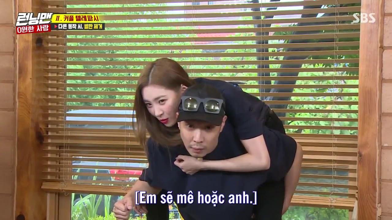 B.I IKON và Se Chan Running Man làm dễ thương kiểu Bắc Mỹ – Running Man vietsub cut ep 417