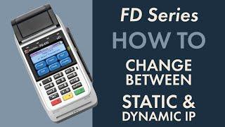 FD130: How To: Change between …