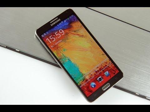Обзор Samsung Galaxy Note 3 SM-N900