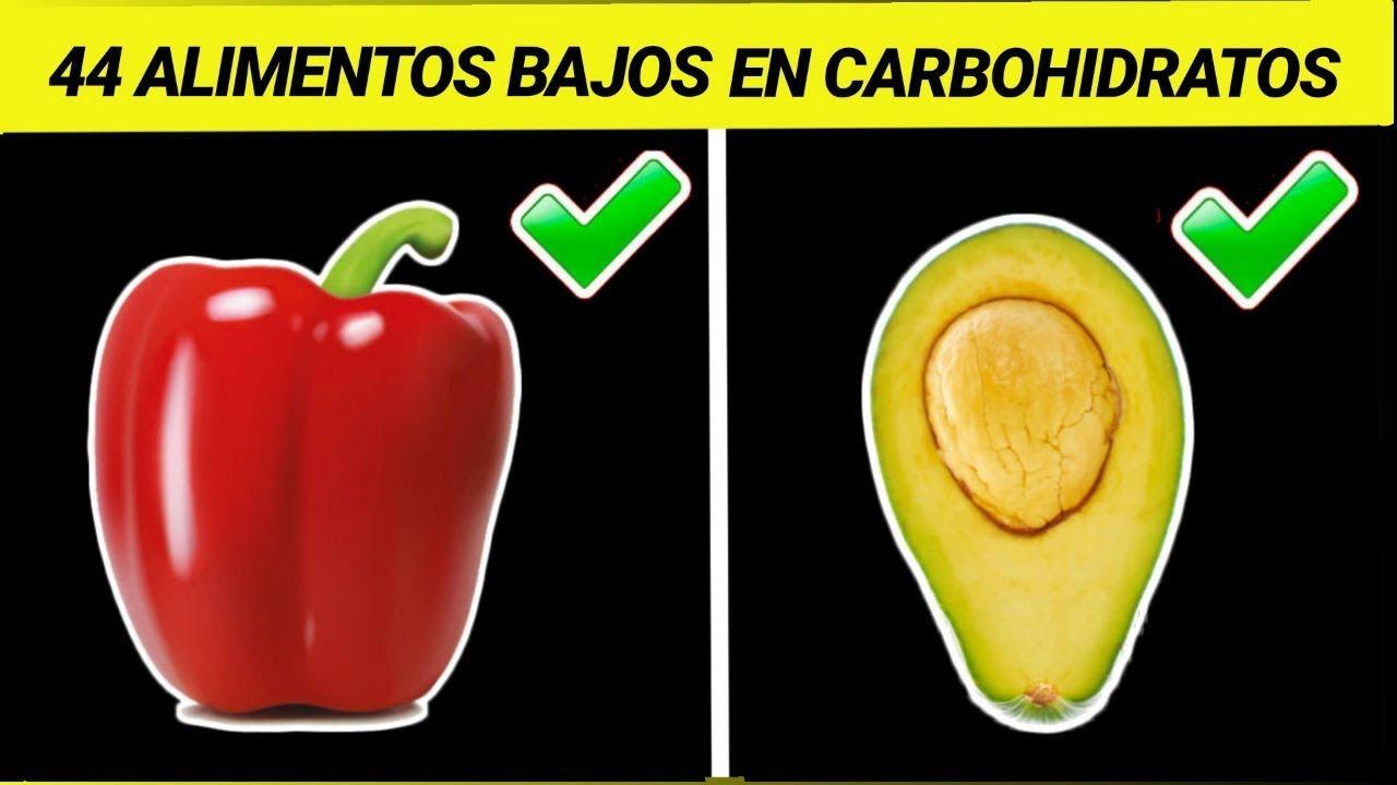 alimentos carbohidratos para adelgazar