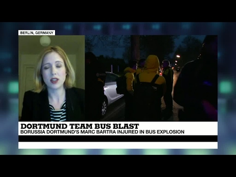 Germany: Police find letter claiming Borussia Dortmund team bus attack
