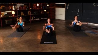 Jennifer Aniston Yoga Workout | Mandy Ingber