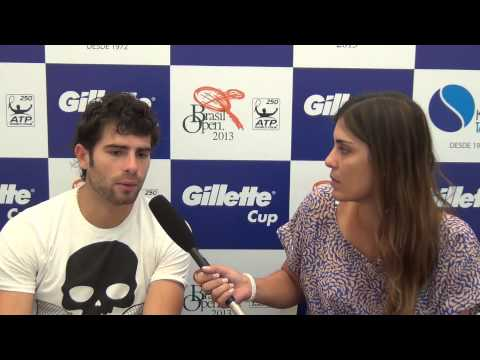 Bolelli Reflects On Ousting Monaco In Sao Paulo