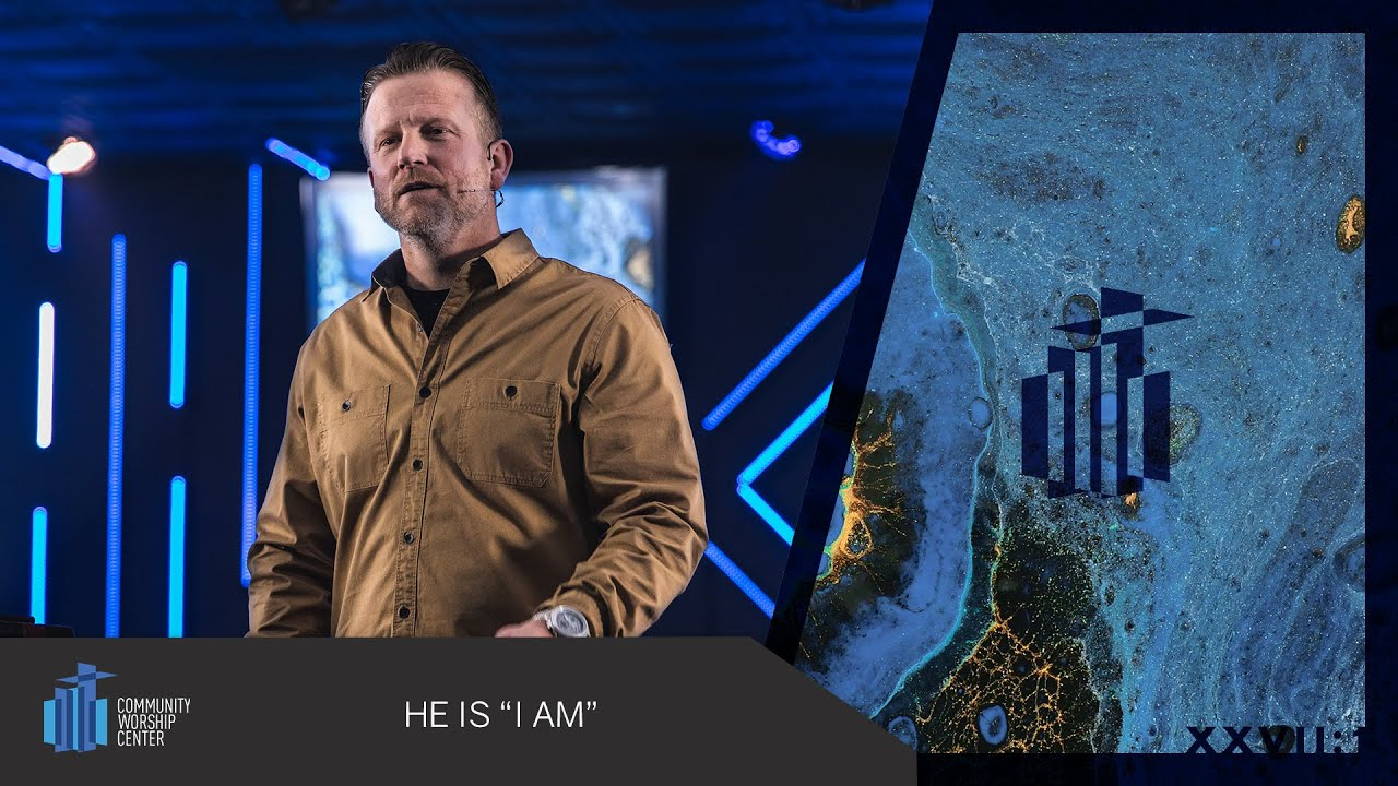"He Is ""I AM"" 