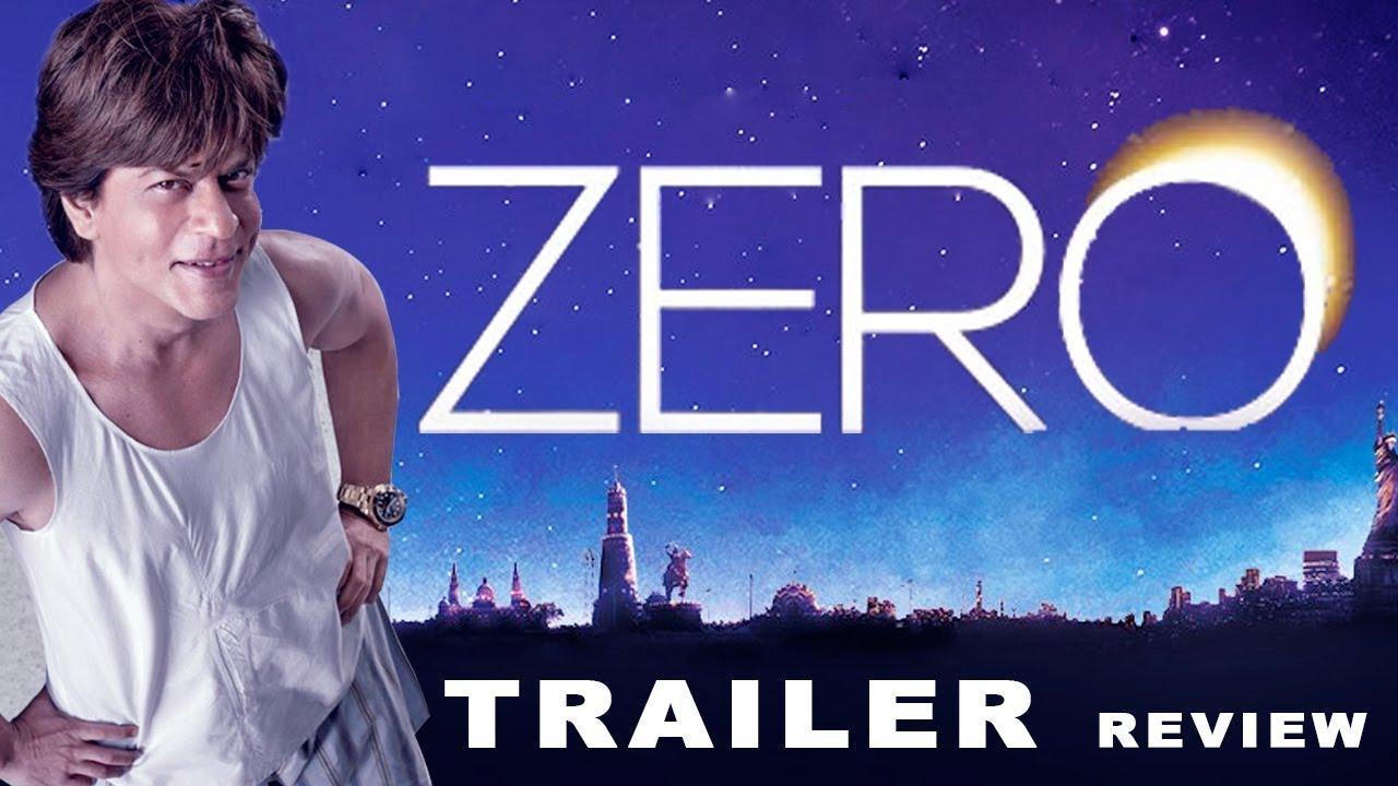 Zero Trailer 2018 Review Reaction Shah Rukh Khan Katrina Kaif Anushka Sharma Aanand L Rai
