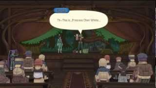 """Tales of Graces F English - """"Cheri White"""" Play"""
