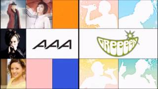 GReeeeN 6thAlbum 【今から親指が消える手品しまーす。】 AAA 34thSingl...