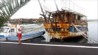 Рыбалка  Несебр  Болгария  2016(Рыбалка с пирса в Несебре в Болгарии. Если уж совсем не знаете чем еще заняться... Немного не повезло в тот..., 2016-11-02T04:58:22.000Z)