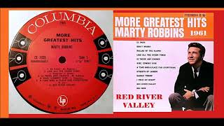 Marty Robbins - Red River Valley 'Vinyl'