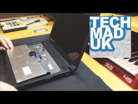 lenovo-thinkpad-b570e-b570-full-disassembly-+-screen-replacement