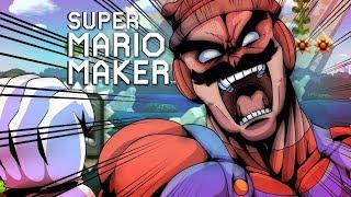 NEVER ENDING RAGE!! [SUPER MARIO MAKER] [#153]