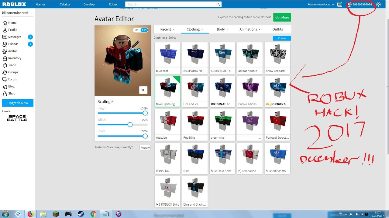 How To Get Free Robux On Computer   Sante Blog