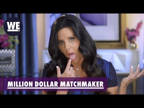 Bastian Yotta is Mr. Build-A-Girl | Million Dollar Matchmaker | WE tv from YouTube · Duration:  1 minutes 27 seconds
