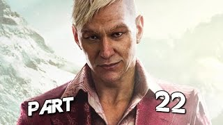 Far Cry 4 Walkthrough Gameplay Part 22 - Kill or Be Killed - Campaign Mission 19 (PS4)