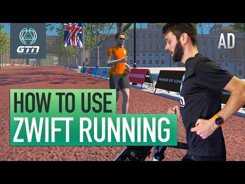 How To Use Zwift Running | A Beginners Guide