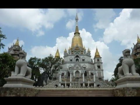 Chùa Bửu Long , Quận 9 – Sài Gòn (có phụ đề)