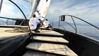 Vitters Shipyard - superyacht 66m sloop Aglaia - Dubois Design