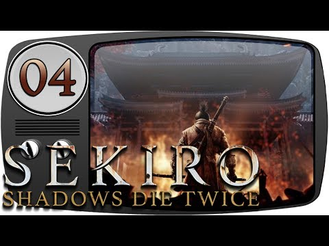 Sekiro 🏯 Let's Play Gameplay PC Ultra #04 Neues Vom Bildhauer - Deutsch German