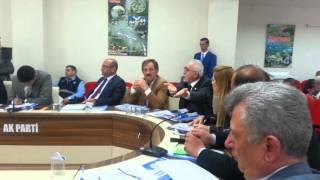 Meclis Toplantısında Demogoloji polemiği Video