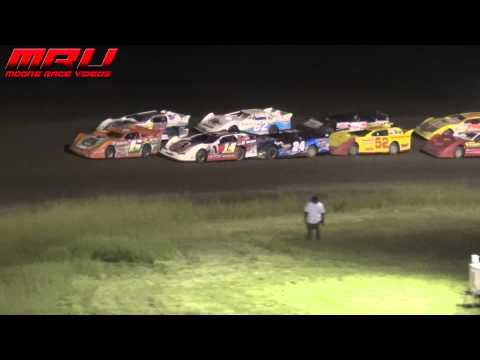 SLMR Feature at the Iron Cup at Park Jefferson Speedway in Jefferson, SD on September 13th