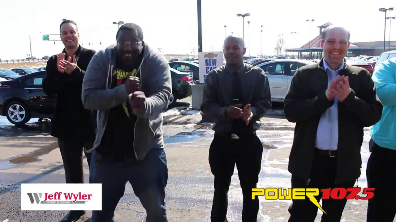 Misty Jordan Visits Jeff Wyler Chevrolet Of Columbus Youtube