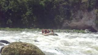 Kagay White water rafting May 26, 2013
