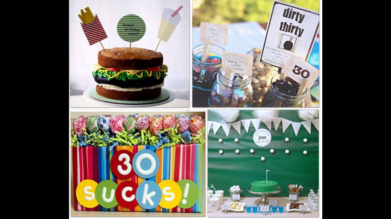 18th Birthday Party Ideas