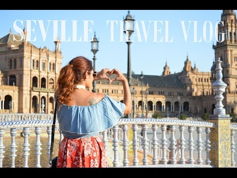 Seville Travel Vlog| 48 hours in Seville| TSC Travel Diaries