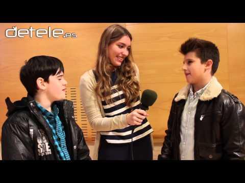Entrevista: Daniel Avilés y Máximo Pastor son Detele  'Algo que celebrar'